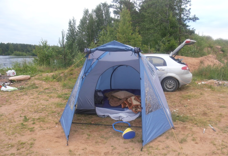 Палатка Tahoe 4 Инструкция - фото 7