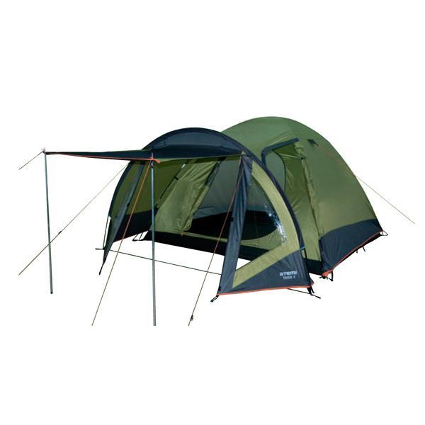 Палатка Trek Planet Tampa 4 Blue-Red 70115